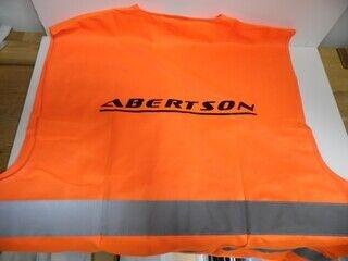 Logoga helkurvest - Abertson