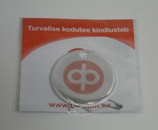 Logoga helkur - Seesam Kindlustus