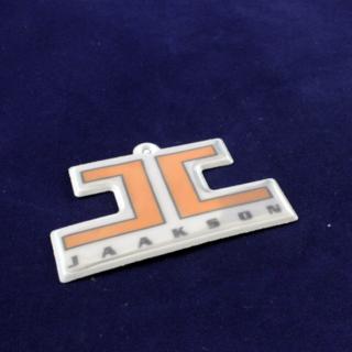 Jaakson logoga helkur