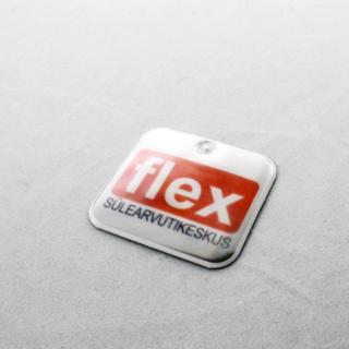 Flex helkur