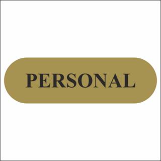 Personali uksesilt