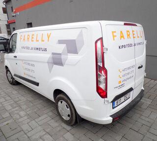Farelly autokleebised