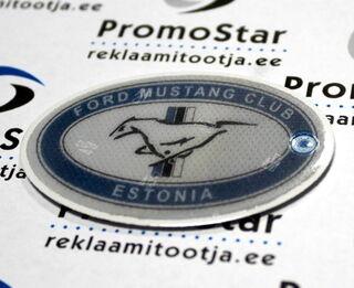 Ford Mustang Club - HELKUR