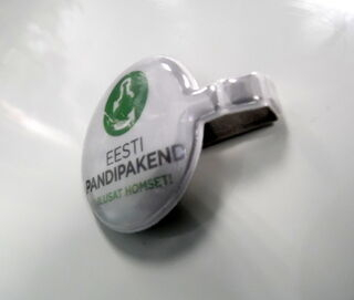 Eesti Pandipakend magnethelkur