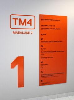 Mainoskyltti TM4