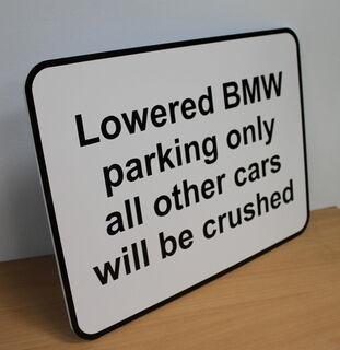 BMW kyltti