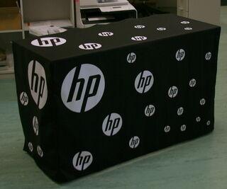 HP pop-up pöytä
