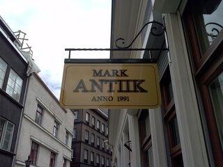 Logokyltti MARK ANTIIK
