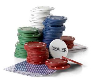 Classical poker setti